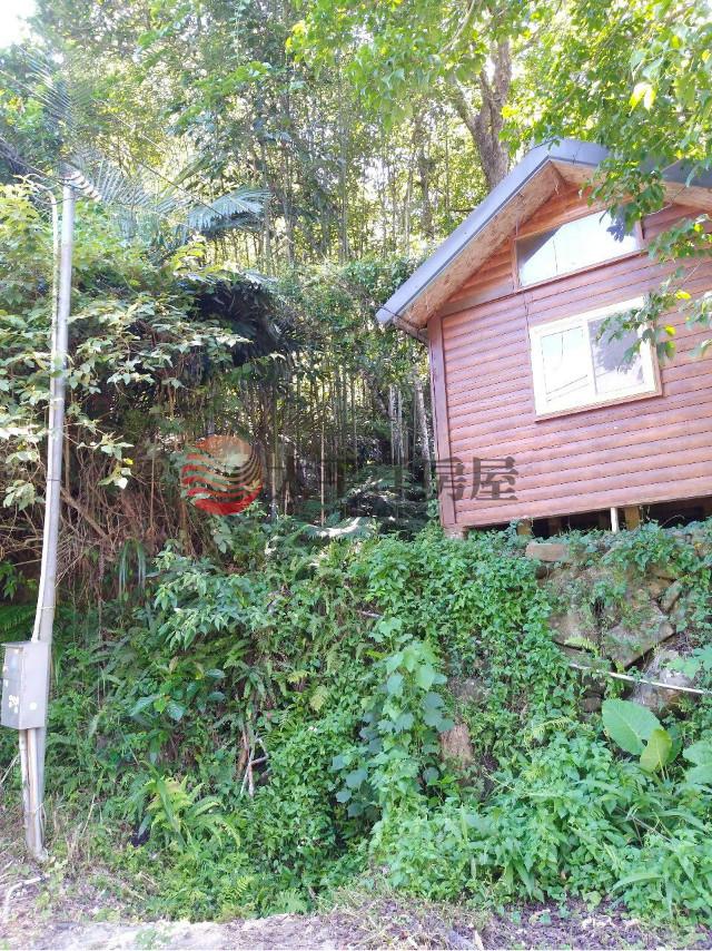 南庄老街旁美地送渡假小木屋